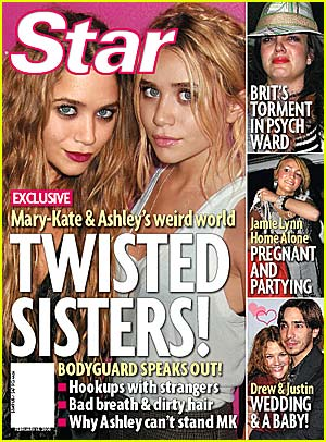 kate hair olsen Mary ashley color and