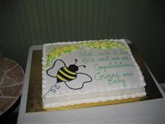 Baby Shower Cake Sayings.