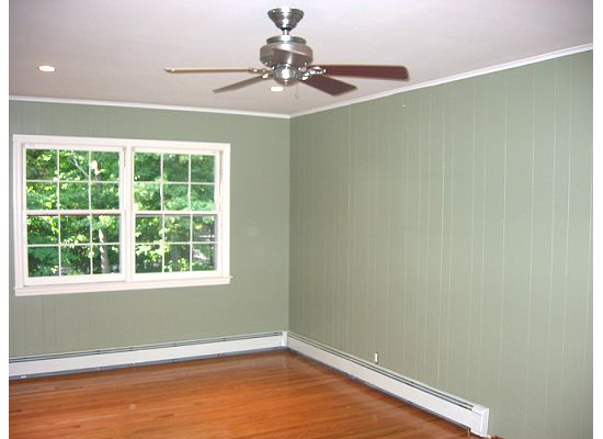 10 painted paneling ideas Can you paint wood paneling