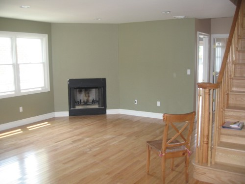 Kitchen paint color help updated with pics for Sage green interior paint