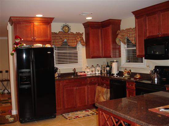 Pictures Of Kitchens With Black Appliances