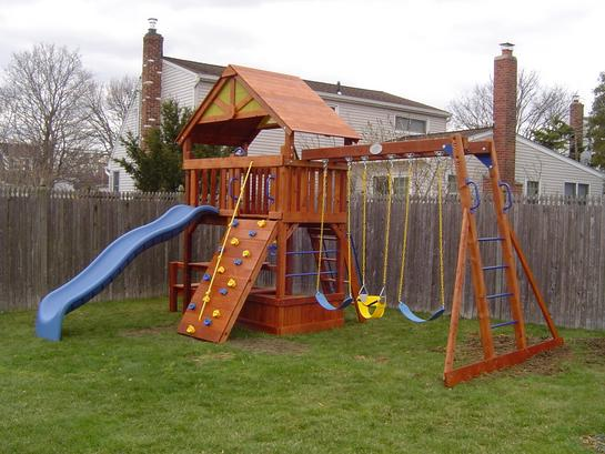 costco playsets swing sets 2