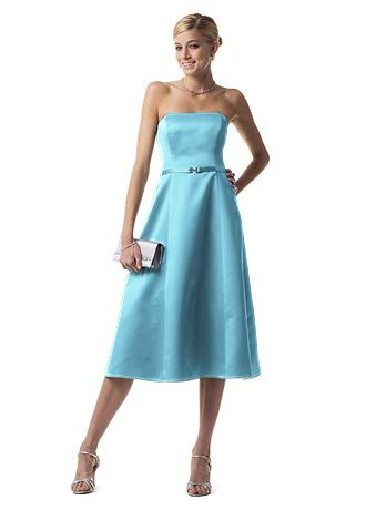 Tiffany blue bridesmaid dresses davids