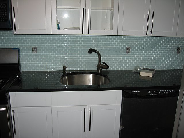 if you have white cabinets