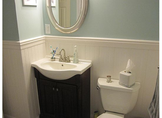 I need help picking out colors for my half bathroom remodel for Need to remodel my bathroom