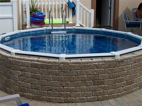Anyone recently purchase and above ground pool - Intex pools 12x48 ...