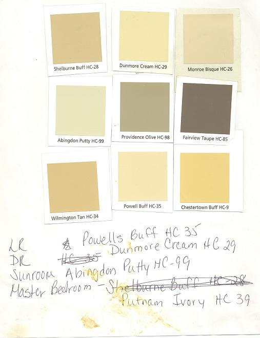 I can 39 t take white walls anymore need color help Benjamin moore historical collection