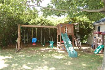 Creative Playthings Swing Set Giving Away For Free