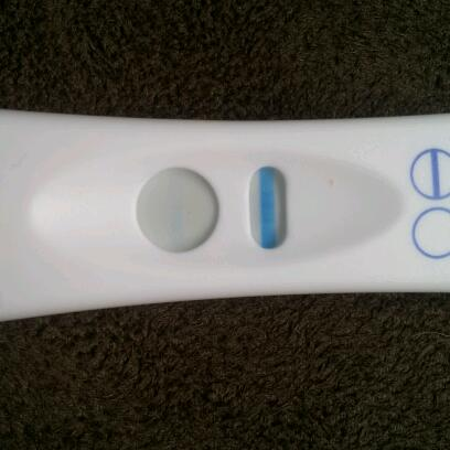 Edited To Add A Mid Day Frer Do You See A Line Blue Dye Test