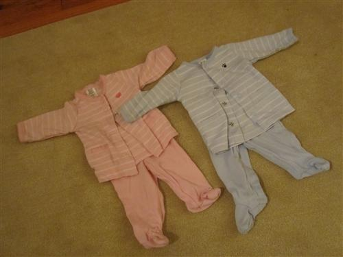 2c5d65b33 Boy/Girl twins coming home outfits FREE