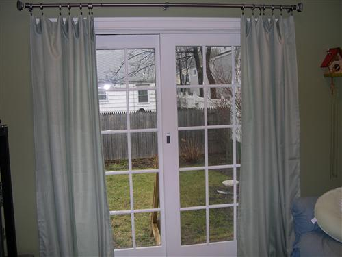 Show Me Pics Of Your Window Treatments For Your Sliding