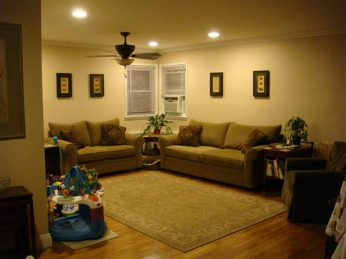 Area Rug Placement