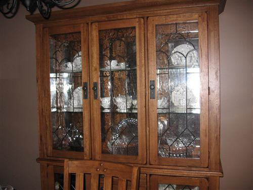 Please post your China cabinet or Curio