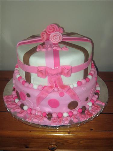 Baby shower cake any good bakeries out there