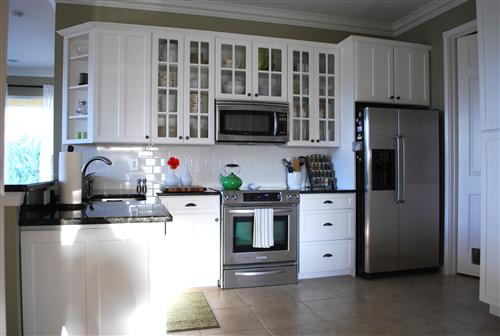Show me your kitchens with white or white wash cabinets