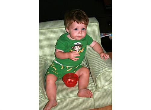 Attirant Re: Does Anyone Have The Pottery Barn Kids My First Anywhere Chair?