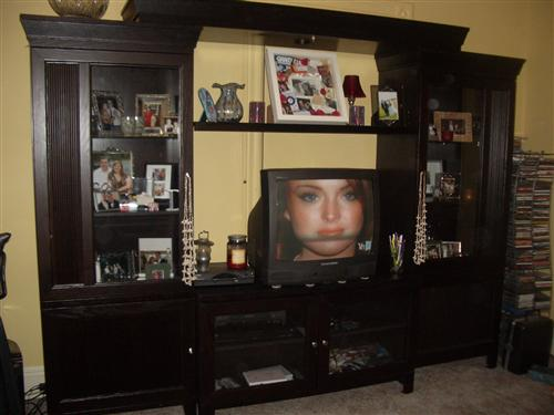 Wall Unit Or Tv Stand