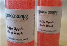 Taffy Apple Exfoliating Body Wash